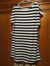 Robe femme marinière taille L