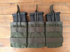 Warrior Assault Systems G36 Triple Mag Pouch in Olive Green