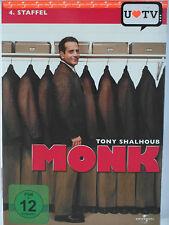 Monk - 4. Staffel - Tony Shalhoub, TV Krimi Detektiv auf lustig - Weihnachtsmann