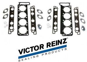 For Mercedes R107 W126 560SL 500 SEL VICTOR REINZ Head Gasket Set Brand NEW