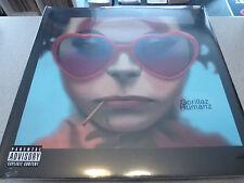 GORILLAZ - Humanz - DELUXE EDITION 2LP Vinyl // BOOK /// Neu&OVP // Damon Albarn