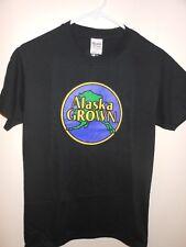 REDUCED*****New GILDAN Reg Fit ALASKA CROWN Souvenir T-Shirt - Small - FREE SHIP