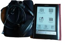 SONY Reader PRS 600 Touch Edition eBook 6 Inch Display Screen, black