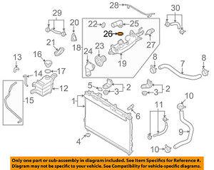 HYUNDAI OEM 07-11 Azera-Engine Water Pump Gasket 256123C101