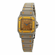 Cartier Armbanduhren mit römischen Ziffern für Damen