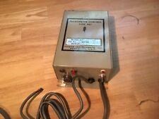 Tachometer Control Type 921 F. S. Hz 200 Meter 24-04-1 Pickup 813-SXS  921-R-100