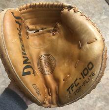 Large Spalding  Catchers Glove TFC-100 Elio Casini 42-7515 Ex Condition