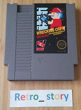 Nintendo NES Wrecking Crew PAL