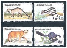 THAILAND 1991 Wild Animals (Fauna) CV $ 3.15