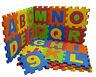 36PC Puzzle Noël Cadeau Enfant Jouet Éducatif Alphabet Chiffre A-Z 0-9 Mousse