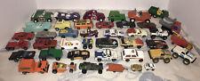 Lot Of 41 Diecast Cars Trucks Vehicles Hot Wheels Tootsie Mattel Matchbox Zymex