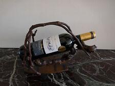 porte-bouteille bois pied-de-vigne design artisanal CURIOSITY by PN
