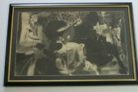 MID CENTURY DRAWING DAVID GRAVES ABSTRACT EXPRESSIONISM CALIFORNIA NON OBJECTIVE
