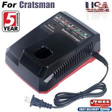 19.2-Volt C3 Battery Charger For Craftsman C3 DieHard 19.2V Lithium Ni-Cad Ni-Mh