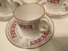 Shelley 'Blenheim' pattern cup and saucer - superb condition