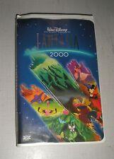 Fantasia 2000 (VHS Tape, 2000) Walt Disney