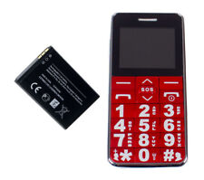 NEW Battery for the Sonica Big Button Basic Seniors Mobile Phone