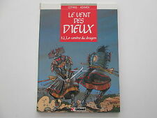 VENT DES DIEUX T2 TBE LE VENTRE DU DRAGON REEDITION