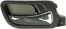 FIT 03-07 ACCORD 4 DOOR SEDAN PASSENGER FRONT BLACK CHROME INTEROIR DOOR HANDLE