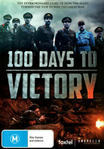 100 Days To Victory Dvd New And Sealed