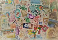 lotto collezione raccolta da 10000 10.000 DIECIMILA francobolli mondiali usati