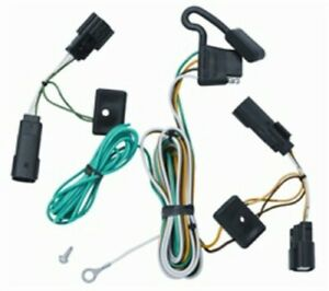 Draw-Tite For 2007-2009 Outlook Tekonsha T-One Harness Connector Assembly 118434