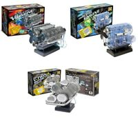 Haynes Petrol Engine Kit Build Your Own Model Birthday Christmas Gift Present