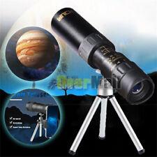 10-300x40mm Monocular Telescope High Power Starscope Monocular with Tripod &Clip