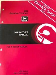 OM John Deere 90G Gasoline Trimmer Issue C0 (C)