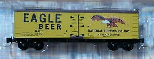 Micro-Trains Line Z #51800310 Eagle Beer 40' Wood Reefer Rd #2900