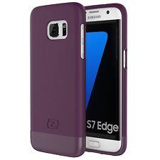 Galaxy S7 EDGE Slim Case Ultra-Thin Impact-Resistant Armor Tough Deep Purple