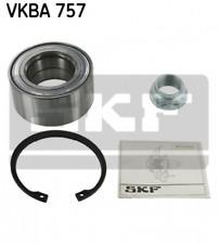Radlagersatz für Radaufhängung Hinterachse SKF VKBA 757