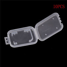 10pcs Memory Card Storage Case Mini SD Card Store Box Protector Holder FO
