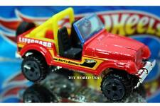 2017 Hot Wheels Surf's Up Jeep Cj-7