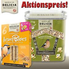 Delicia Set: StreufutterMix + InsectBlocs zum Aktionspreis!