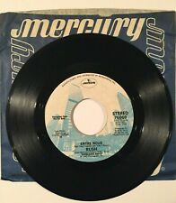"Rush Entre Nous 7"" White Label Promo Rare Neil Peart Geddy Lee Alex Lifeson 45"
