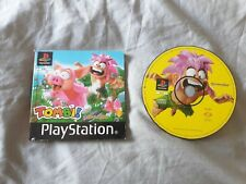 Tombi PS1 rare game and manual only.