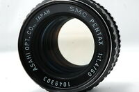 **Not ship to USA** PENTAX SMC PENTAX 50mm F1.4 K Mount Lens  SN1049303 *Exc+*