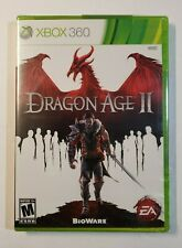 Dragon Age II 2 (Microsoft Xbox 360, 2011) Brand New Factory Sealed