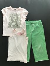Mini Boden Cropped Pants Crewcuts Tank Top Juicy Couture Starlet Shirt Girl 9 10
