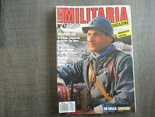 MILITARIA MAGAZINE N°47