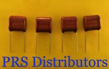 Metallized Film Capacitor 105j 630v 1000nf 1uf Polyester Capacitor 4 Pieces