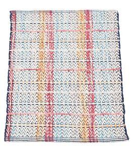 2x3 Ft Handmade Rug Area Carpet Multi Wool Decorative Mat Geometric Utility Rugs