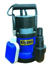 Pompa Sommersa Per Acqua Acque Chiare Elettropompa 250 W Pozzo Kippen 9000A