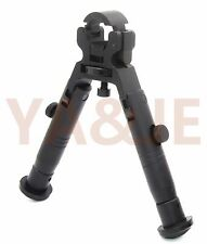 5.1' Bipod  Shooting sticks bipod Rifle Airgun Airsoft Gun Dragon Claw Clamp-on