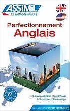 Perfectionnement Anglais ; Livre von Bulger, Antony | Buch | Zustand gut