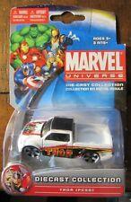 2011 Maisto Die-cast Metal Marvel Universe Thor PC5G 1:64 Scale New!