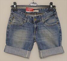 LEVIS Shorts Size S / 27 Womens Vintage Denim Levi's 570 High Waist Jeans Cut