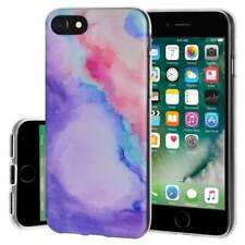 Soft Gel Premium TPU Graphic Skin Case Cover for Apple iphone 7 - Watercolor