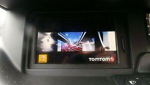 Renault Scenic III 09-2016 TomTom Satellite Navigation Sat Nav Screen + SD Card